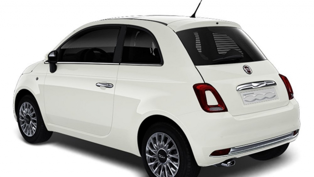 NLT:  PRONTA CONSEGNA! FIAT 500