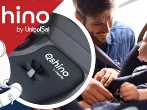 Qshino, il cuscino intelligente che avvisa se lasci il tuo bambino in auto!